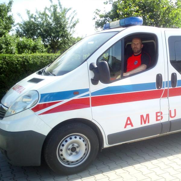 Transport medyczne